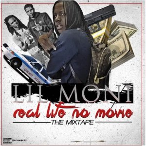 Lil Moni - Real Life No Movie (Coverart_Front_rsz)